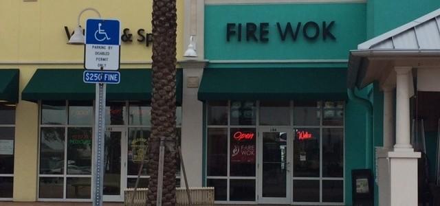 Fire Wok at Vilano : Review
