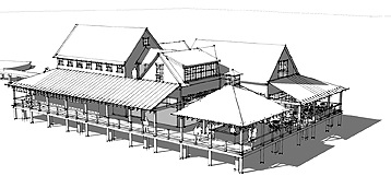 Santa Maria Restaurant – Renovation Plans to be set for approval